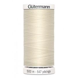 Fil pour tout coudre Gutermann 500 m - N°802