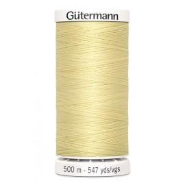 Fil pour tout coudre Gutermann 500 m - N°325
