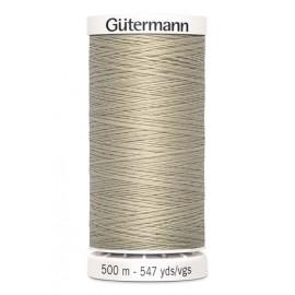 Fil pour tout coudre Gutermann 500 m - N°722