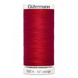 Fil pour tout coudre Gutermann 500 m - N°156