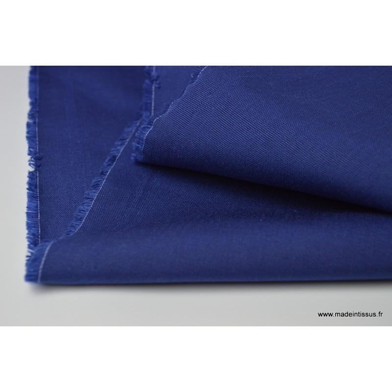 tissu d 39 ext rieur en polypro teint dans la masse marine pour coussins. Black Bedroom Furniture Sets. Home Design Ideas