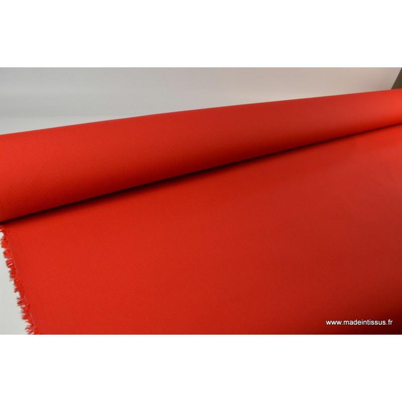Tissu d 39 ext rieur en polypro teint dans la masse rouge for Tissu pour coussin exterieur