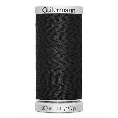 Fil Extra Fort Gutermann 100 m - N°000