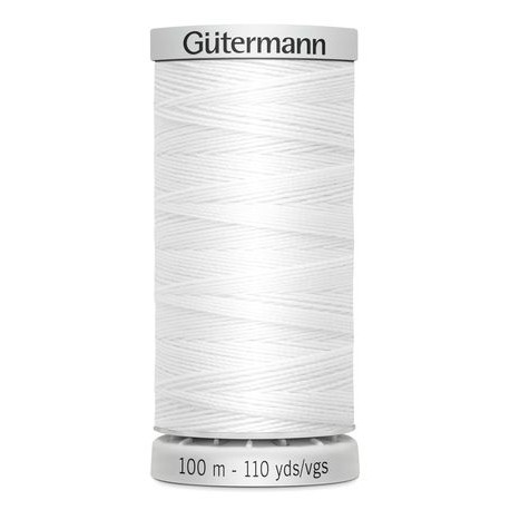 Fil Extra Fort Gutermann 100 m - N°800