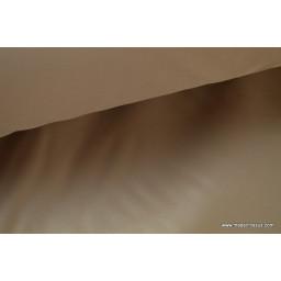 Tissu polyester biche déperlant pour parapluie x50cm