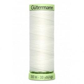 Fil Super résistant Gutermann 30 m - N°111