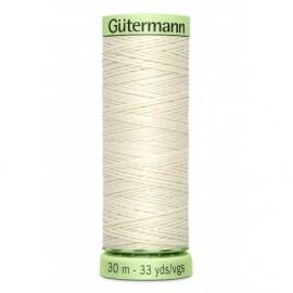 Fil Super résistant Gutermann 30 m - N°1