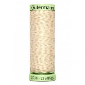 Fil Super résistant Gutermann 30 m - N°414