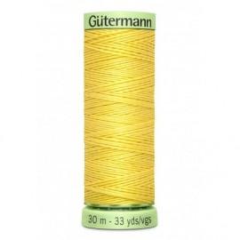 Fil Super résistant Gutermann 30 m - N°852