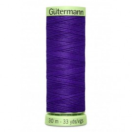 Fil Super résistant Gutermann 30 m - N°810
