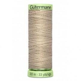 Fil Super résistant Gutermann 30 m - N°722