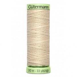 Fil Super résistant Gutermann 30 m - N°169