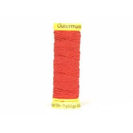Fil Elastique Gutermann 10 m - N°2063 Rouge