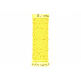 Fil Elastique Gutermann 10 m - N°4009 Jaune