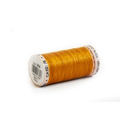 Fil à Quilter (hand quilting) Gutermann 200 m - N°956 Moutarde
