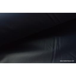 Tissu polyester marine déperlant pour parapluie x50cm