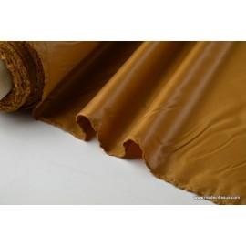 Tissu polyester sable déperlant pour parapluie x50cm