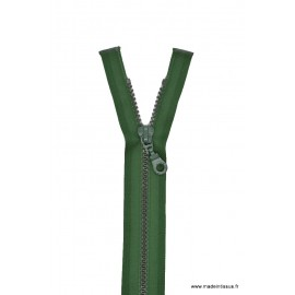 Fermeture éclair Séparable grosse maille 6mm Z54 col 790 vert lichen