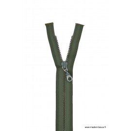 Fermeture éclair Séparable grosse maille 6mm Z54 col 768 Treillis