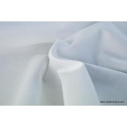 Tissu cretonne coton Oeko tex blanc