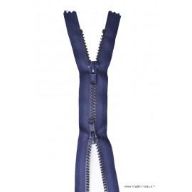 Fermeture éclair Bouche à Bouche Z60 col 570 Bleu Marine