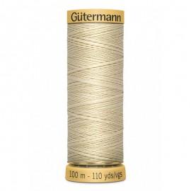 Fil de coton 100m Gütermann 519