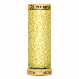Fil de coton 100m Gütermann 349