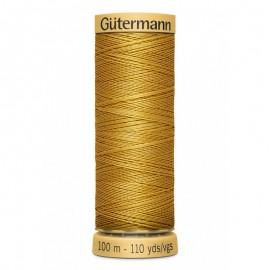 Fil de coton 100m Gütermann 847