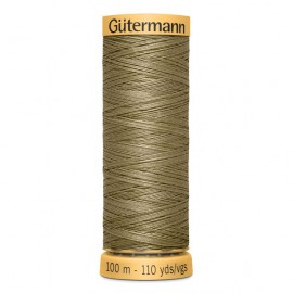Fil de coton 100m Gütermann 1015