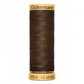Fil de coton 100m Gütermann 1523