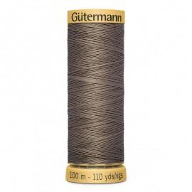 Fil de coton 100m Gütermann 1225