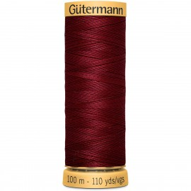 Fil de coton 100m Gütermann 2433