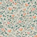 Tissu coton oiseaux et fleurs by Art Gallery Fabrics .x1m