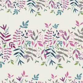 Popeline coton imprimé prairie verdoyante ART GALLERY DESIGNER  .x1m