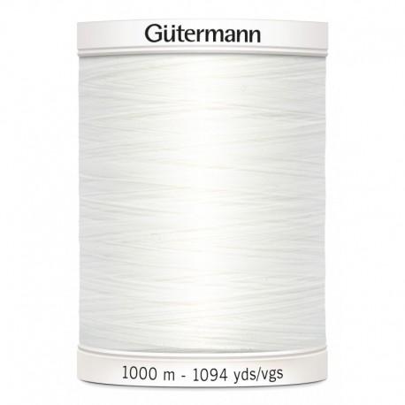 Fil pour tout coudre Gutermann 1000 m - N°800