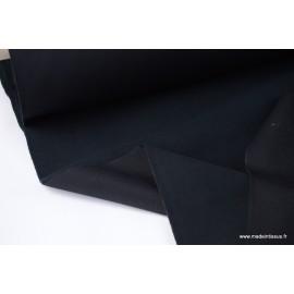 Tissu Soft shell pour imperméable noir