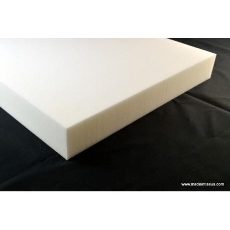 plaque de mousse polyur thane 7cm 50cmx50cm made in tissus. Black Bedroom Furniture Sets. Home Design Ideas