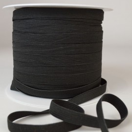 Elastique Maille 11mm Noir