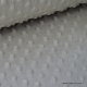 Tissu minky POIS TAUPE x50cm