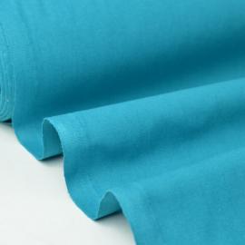 Tissu cretonne coton Canard