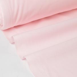 Tissu cretonne coton uni Oeko tex ROSE BLUSH