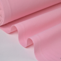 Tissu cretonne coton Oeko tex rose .x1m