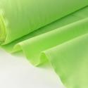 Tissu cretonne coton Oeko tex anis