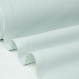 Tissu cretonne coton Gris  Nuage .x1m