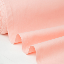 Tissu cretonne coton Peche .x1m