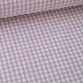 Tissu vichy petits carreaux 100%coton PARME
