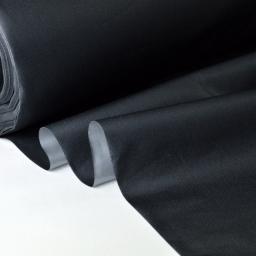 tissu occultant isolant thermique et phonique noir par 50cm