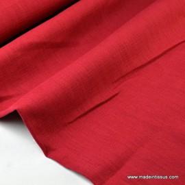 Tissu Lin  hermès pour confection .x1m