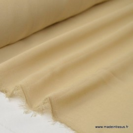 Tissu Mousseline coloris chair x50cm