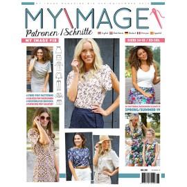 Magasine MY IMAGE pour femmes Printemps/été 2019 n°18